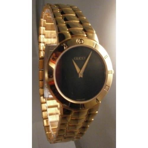 Gucci Watches Gold